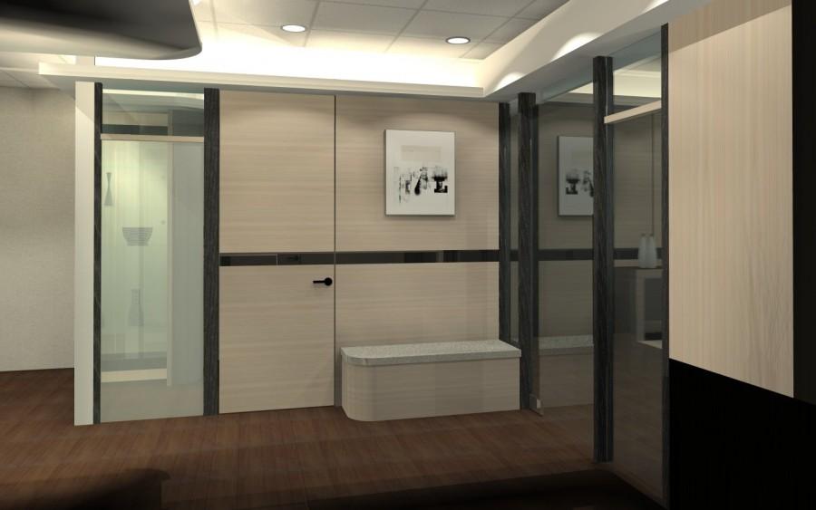 桃園室內設計 - 中和新生路 3D
