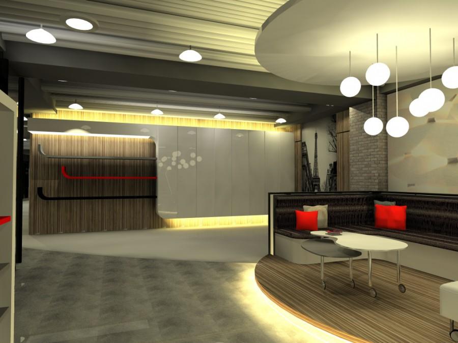 桃園室內設計 - 李長榮